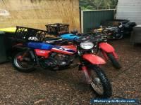 Honda CT200 Motorbikes