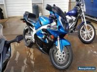 2000 Suzuki GSX-R