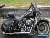 2002 Harley-Davidson FLSTC Heritage Softail Classic 1450CC Cruiser