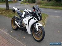 2008 HONDA CBR 1000 RR-8 WHITE