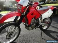 HONDA XR650 R