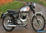 1960 BSA A10 650CC ROCKET GOLDSTAR STYLE , EXCELLENT RUNNER NO RESERVE! for Sale