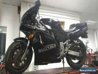 Suzuki gsxr 750 slingshot