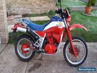 HONDA XLV 750R 1986 , RESTORED  RARE BIKE , ADVENTURE  DAKAR MOTORCYCLE