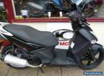 2011 KYMCO AGILITY CITY 125 BLACK for Sale