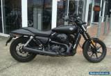 2015 Harley-Davidson STREET 500 (LAMS) 500CC Cruiser 494cc for Sale