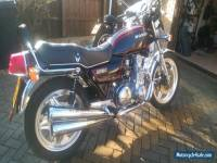 1979  Honda CB750 KZ 750cc  Black