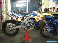2011 Suzuki RMZ 450 Fi Track Race Bike - FULLY LOADED
