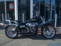 2007 Harley-Davidson FXDB Street Bob 1600CC Cruiser 1584cc