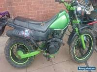 Yamaha TW 125 2002 //Parts or Repair