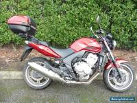 HONDA CBF 600 RED 2008 / 08 * TOP BOX * PART EXCHANGE TO CLEAR * SEPT 2016 MOT
