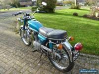 Honda CB100  1969/70