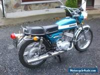 Classic Suzuki T350 1972 Immaculate fully restored matching numbers