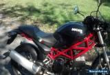 2008 Ducati Monster for Sale