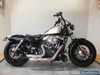 Harley Davidson XL 1200 X Forty Eight 1202cc