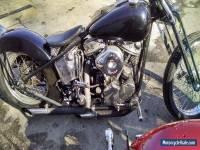 1956 Harley-Davidson Panhead