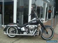 2007 Harley-Davidson FLSTN Softail Deluxe 1600CC Cruiser 1580cc