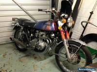 Honda CB350 Four Project