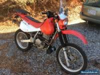 2005 Honda XR