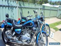 TWO KAWASAKI VULCANS VL1500 FOR THE PRICE OF ONE   $4800.00