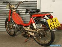 1980 Honda Camino DX Moped, 5882 Miles, Barn Find, Spares Or Repair, Project NR