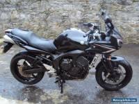 Fazer FZ6 Yamaha 600 2008