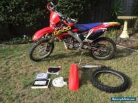 Honda Dirt bike crf250r 2004