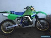 kawasaki kx 500
