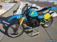 1982 Yamaha IT465