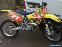 Suzuki RM250 2008 Model, immaculate condition