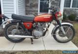 1972 Honda CB for Sale