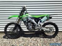2013 Kawasaki KXF