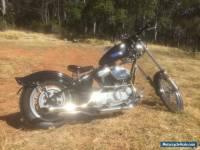 Harley Davidson Custom Chopper