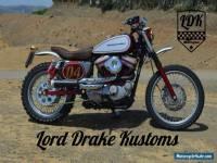 "HARLEY DAVIDSON SPORTSTER SCRAMBLER ""BULTRACKER 04"" by Lord Drake Kustoms"