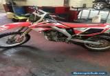 honda crf 250 motorcross bike for Sale