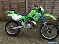 Kawasaki KDX250SR F2 kdx 250 sr 1992 japan import mot sept 2016 8721 miles