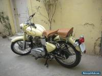 ROYAL ENFIELD 500CC 1965 MODEL DIESEL MOTORCYCLE