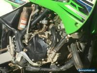 Kawasaki KX 85 - 2013