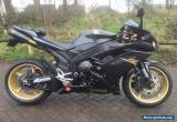 R1 2008 YAMAHA YZF R1 08 Akrapovic Carbon exhausts, decat, 4C8 not Big Bang.  for Sale