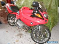 BMW R1100S 2000 / 2001 MODEL - LOW MILEAGE - MOTORBIKE BIKE MOTORCYCLE