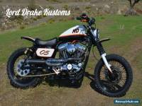 "HARLEY DAVIDSON SPORTSTER SCRAMBLER ""SPORTRACKER"" by Lord Drake Kustoms"