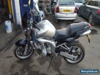 2005 (05) Yamaha FZ6 N 600cc 12 MOT