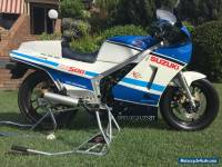 SUZUKI RG500 NEW NEVER STARTED (PRE PRODUCTION)