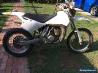 Yamaha WR500 Enduro Motorbike