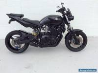 Yamaha XJR1300 street fighter