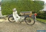 1968 Honda C50 project runs and rides not C70 C90 Cub  for Sale
