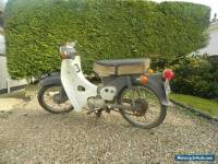 1968 Honda C50 project runs and rides not C70 C90 Cub