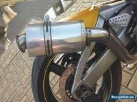Yamaha r1 motorbike (W reg)