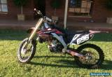 2008Honda CRF250R Limited Edition for Sale