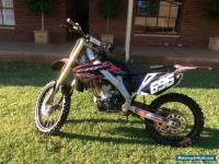 2008Honda CRF250R Limited Edition